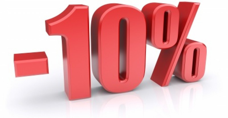 -10% SU TUTTO IL LISTINO!!!